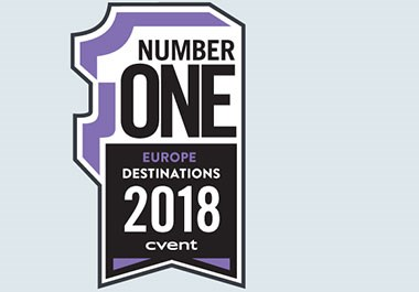 Top 25 Europe Meeting Destinations 2018