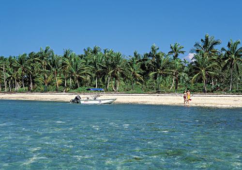 Tahiti Beach, Abaco