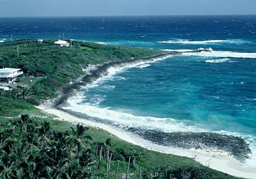 Exuma Coastal View