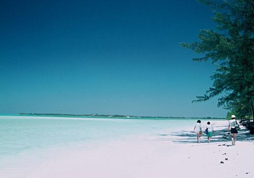 Beach in Eleuthera