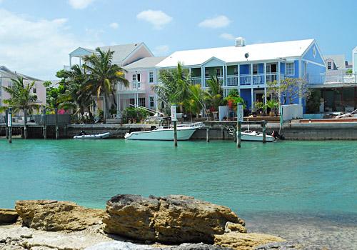 Sandyport Marina Village Condos