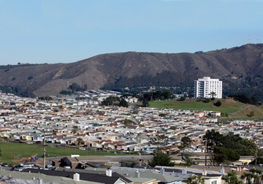 Daly Cityscape