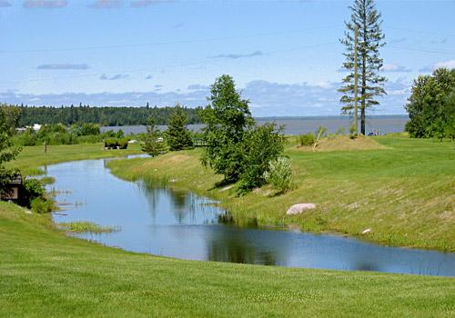 Hecla Island, Lake Winnipeg