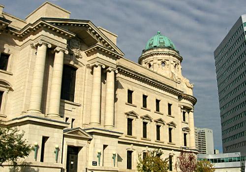 Winnipeg Law Court