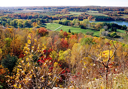 Niagara Escarpment Region