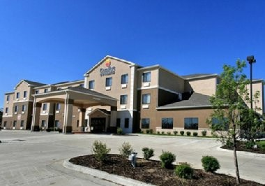 Comfort Inn & Suites - Lawrence