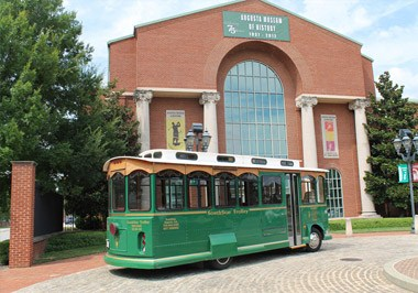 Augusta Museum of History & Augusta Historic Trour
