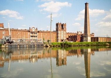 Augusta Canal Powderworks