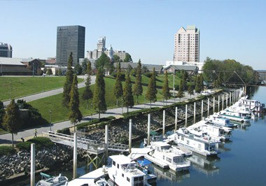 Augusta's Riverwalk Marina