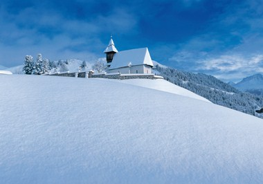 Mountain Chapel Arosa