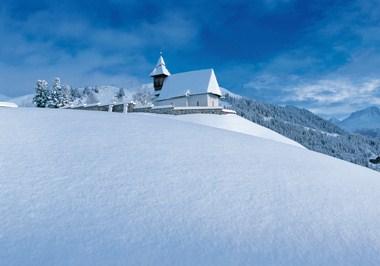 Mountain Chapel Arosa