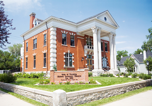 Historic Governors' Mansion
