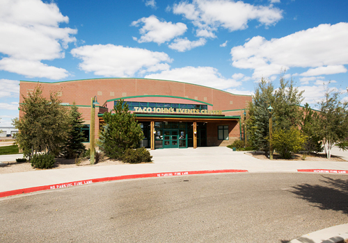 Taco John's Events Center