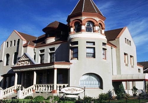 Nagle Warren Mansion