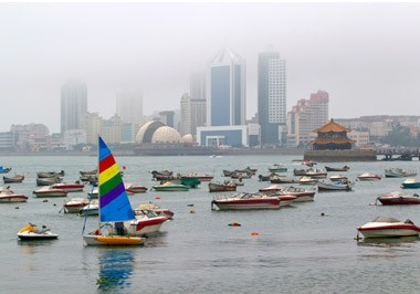 Qingdao Waterfront