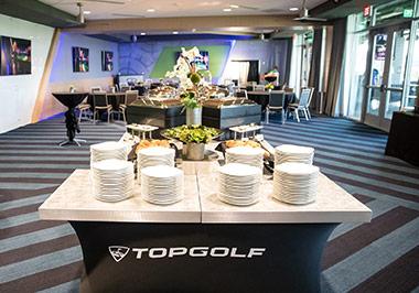 Topgolf Signature Room