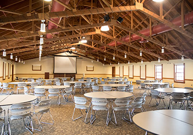 Earle Brown Heritage Center Event Space