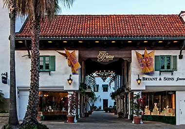 Experience Downtown Santa Barbara