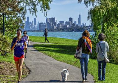Evanston_Lakefront6 joggers