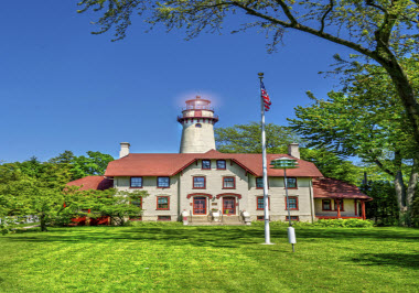 Grosse Point Lighthouse.Evanston