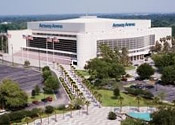 Event Planning at the Amway Arena in Orlando, FL