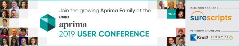 Aprima 2019 User Conference
