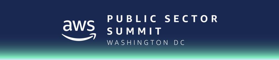 AWS Public Sector Summit 2018