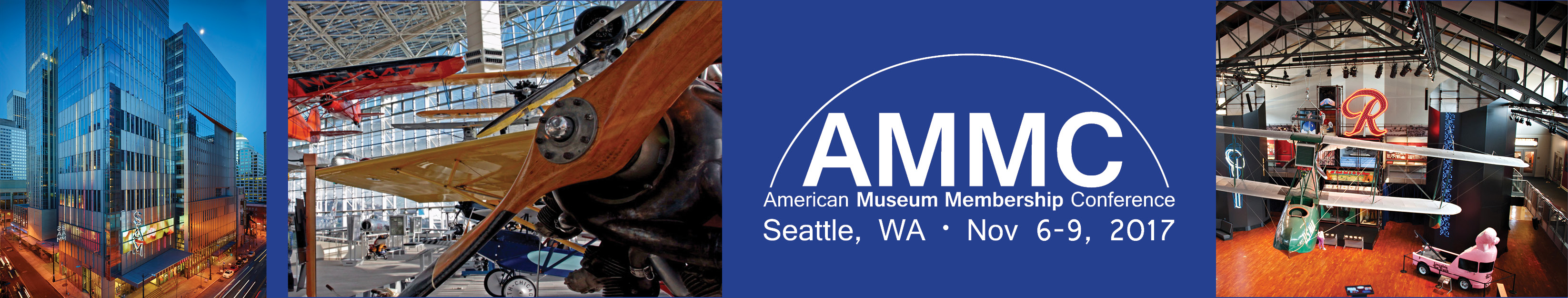American Museum Membership Conference - Seattle, WA