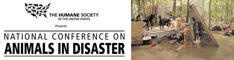 National Conference on Animals in Disaster