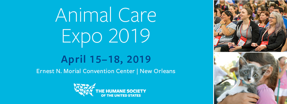 Animal Care Expo 2019