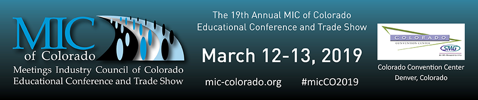 MIC of Colorado 19th Annual Educational Conference and Trade Show