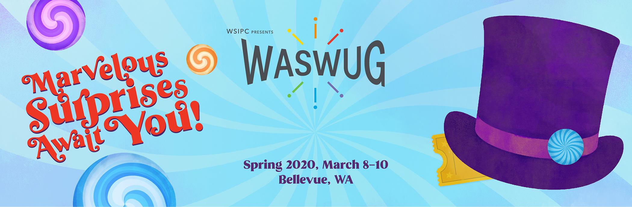 WASWUG Spring 2020