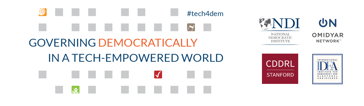 Governing Democratically in a Tech-Empowered World