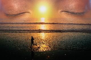 Beach and Eyes2