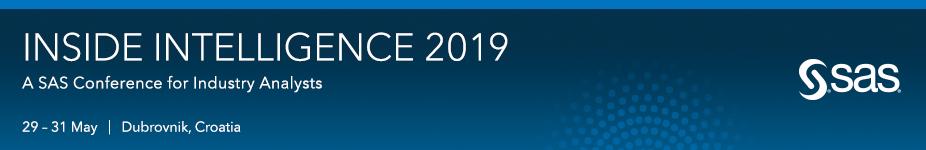 2019 SAS International Analyst Conference