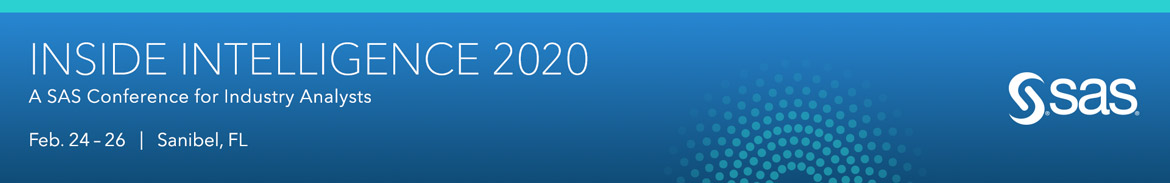 2020 SAS Analyst Conference