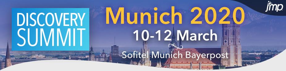 Discovery Summit Munich 2020