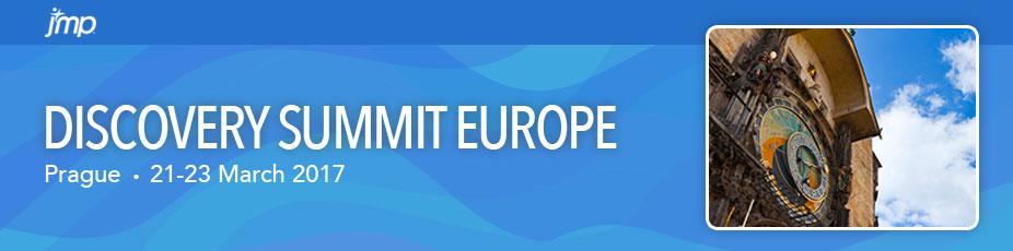 Discovery Summit Europe - Prague