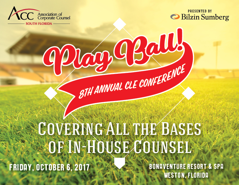 ACC South Florida's 8th Annual CLE Conference