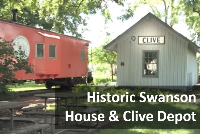 Explore DSM - Swanson House