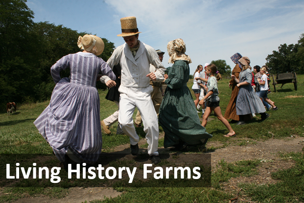 Explore DSM - Living History Farms