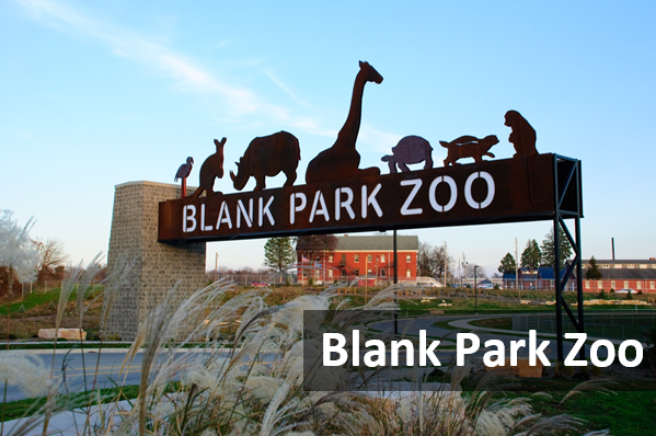 Explore DSM - Blank Park Zoo