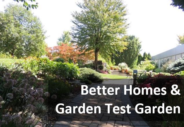 Explore DSM - BHG Test Garden