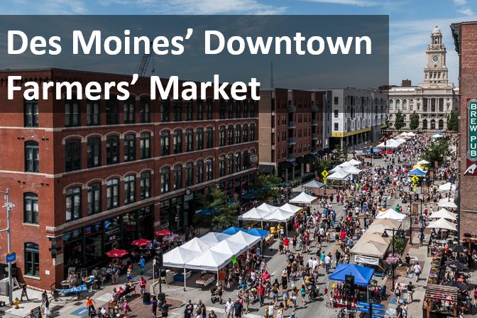 Explore DSM - Farmers Market