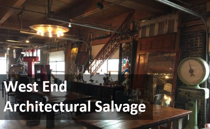 Explore DSM - West End Salvage