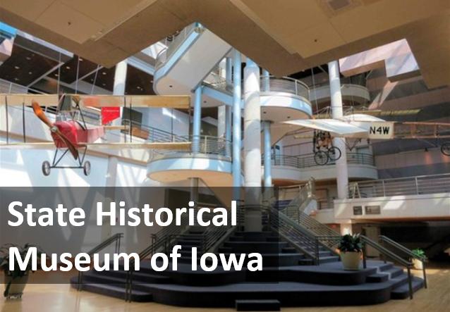 Explore DSM - State Historical Museum