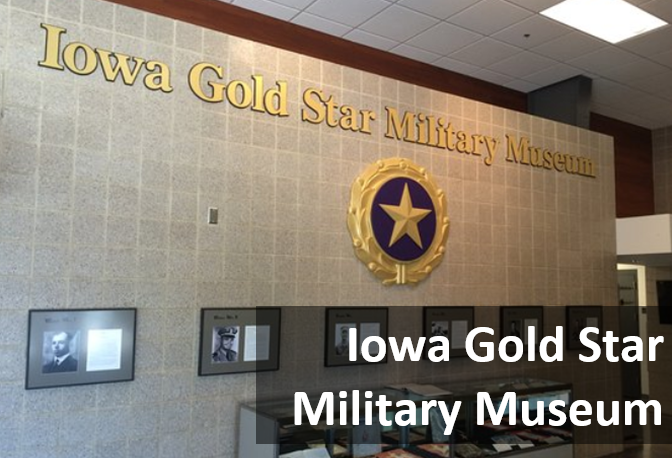Explore DSM - Gold Star Military