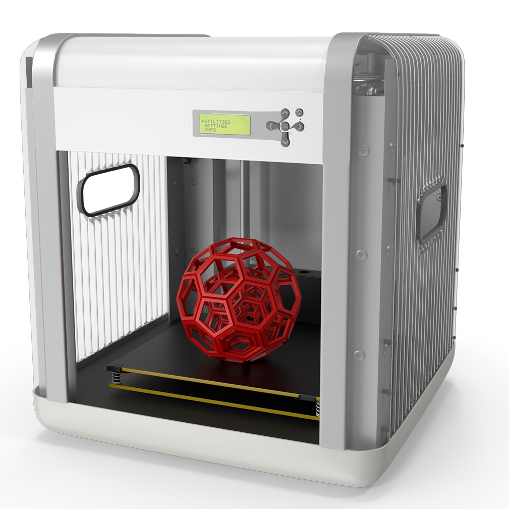 3D Extrusion Printer1