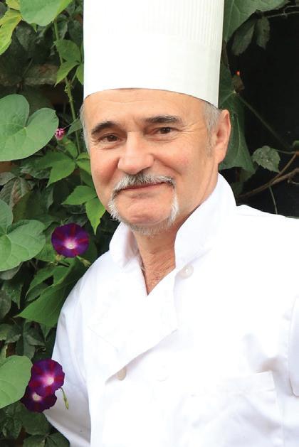 chef Didier Duran