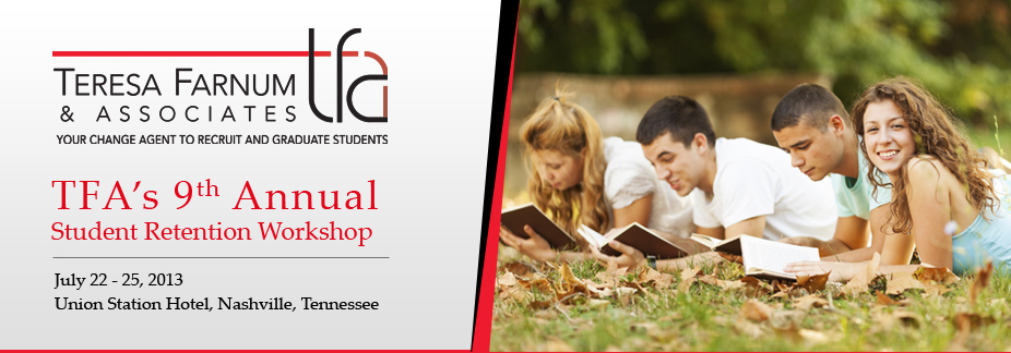 TFA's 9th Annual Student Retention Workshop